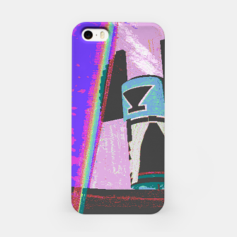 Thumbnail image of Kachina rainbow stripe iPhone Case, Live Heroes