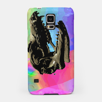 Thumbnail image of rainbow spin Samsung Case, Live Heroes