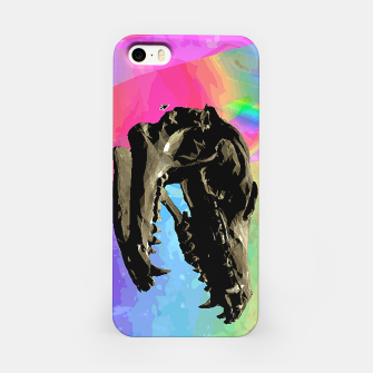 Thumbnail image of rainbow spin iPhone Case, Live Heroes