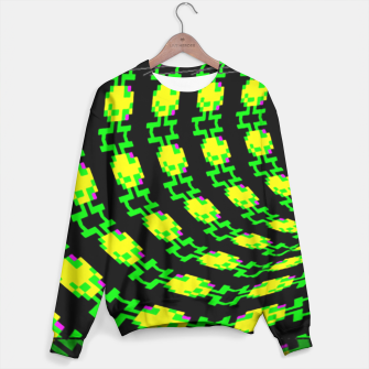 Thumbnail image of frog tunnel Sweater, Live Heroes
