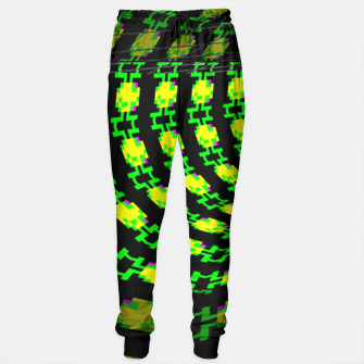 frog tunnel Sweatpants thumbnail image