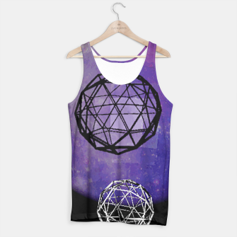Thumbnail image of polly moon Tank Top, Live Heroes