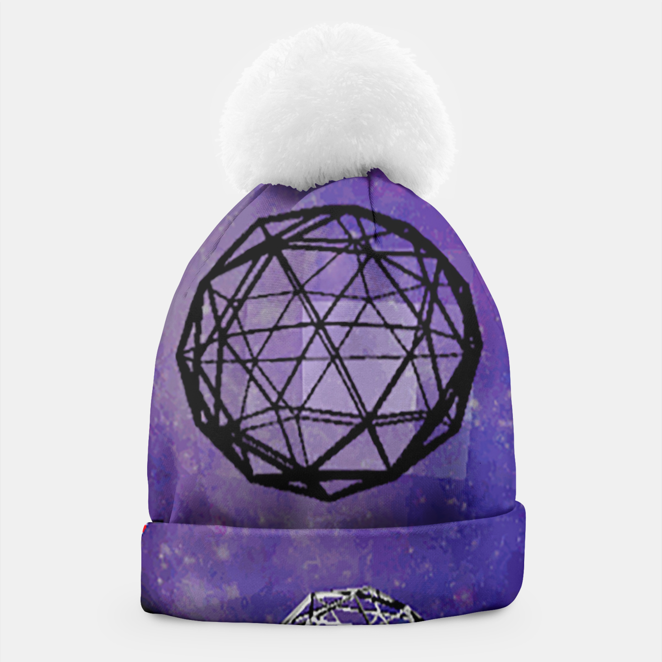 Image of polly moon Beanie - Live Heroes