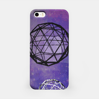 Thumbnail image of polly moon iPhone Case, Live Heroes
