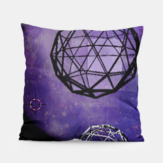 Thumbnail image of polly moon Pillow, Live Heroes