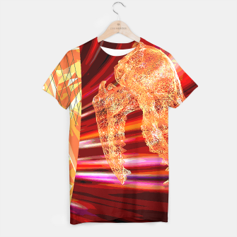 Thumbnail image of fire_fox T-shirt, Live Heroes