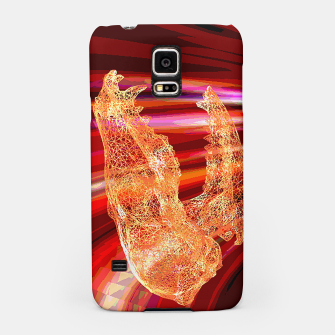 Thumbnail image of fire_fox Samsung Case, Live Heroes