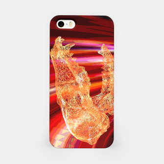 Thumbnail image of fire_fox iPhone Case, Live Heroes