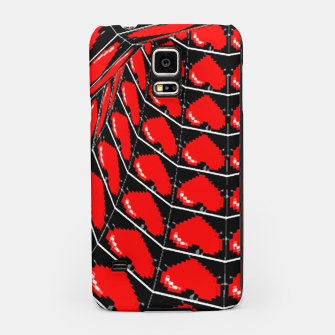 Thumbnail image of love tunnel Samsung Case, Live Heroes