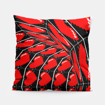 Thumbnail image of love tunnel Pillow, Live Heroes
