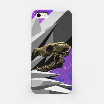Thumbnail image of SPACE SKULL CRYSTAL iPhone Case, Live Heroes