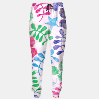 Thumbnail image of Lovely Patterns II Sweatpants, Live Heroes