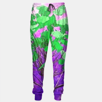 Thumbnail image of Space tree Sweatpants, Live Heroes