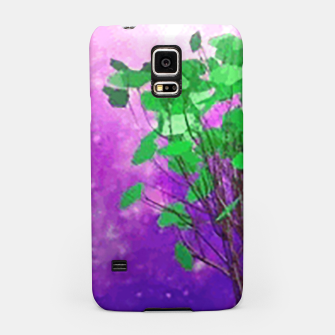 Thumbnail image of Space tree Samsung Case, Live Heroes