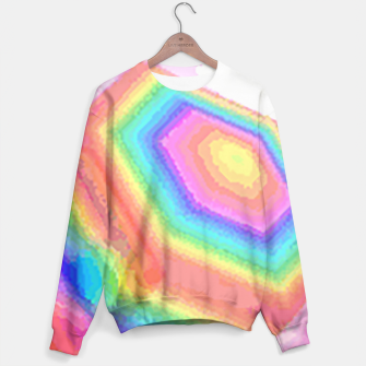 Thumbnail image of Crystal sparkel Sweater, Live Heroes
