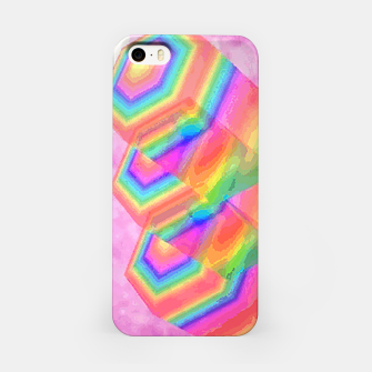 Thumbnail image of Crystal sparkel iPhone Case, Live Heroes