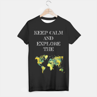 Imagen en miniatura de Keep Calm and explore the world, Live Heroes