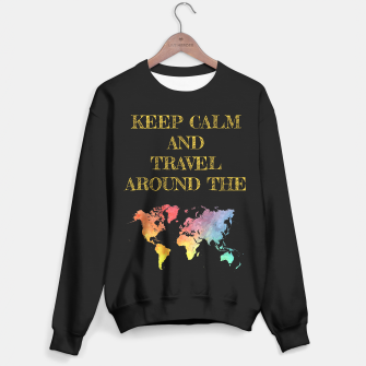 Thumbnail image of Keep Calm and travel around the world, Live Heroes