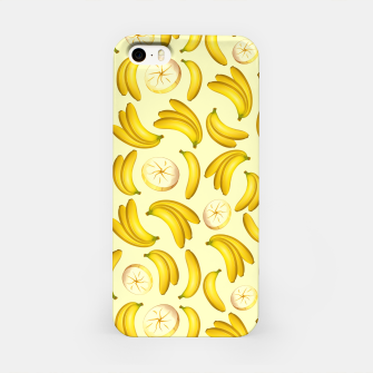 Thumbnail image of Banana Fruity Pattern  iPhone Case, Live Heroes
