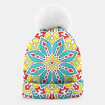 Miniatur Ethnic Oriental Ornament  Beanie, Live Heroes