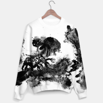 Miniatur Crab People Sweater, Live Heroes