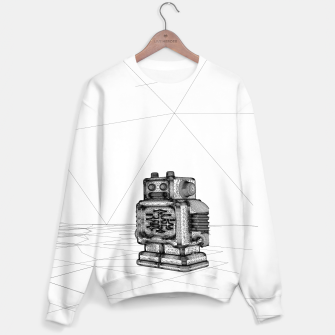 Thumbnail image of Robot solo Sweater, Live Heroes