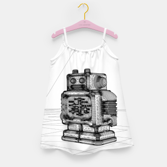 Thumbnail image of Robot solo Girl's Dress, Live Heroes