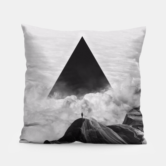 Thumbnail image of We never had it anyway Pillow, Live Heroes
