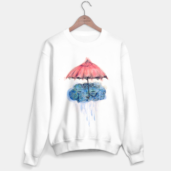 Thumbnail image of moody cloud Sweater, Live Heroes