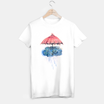 Thumbnail image of moody cloud T-shirt, Live Heroes