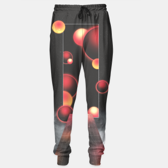 Thumbnail image of Void Vibes Only Sweatpants, Live Heroes