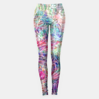 Thumbnail image of pfmnc Leggings, Live Heroes