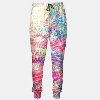 Thumbnail image of pfmnc Sweatpants, Live Heroes