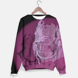 Thumbnail image of art wire Sweater, Live Heroes