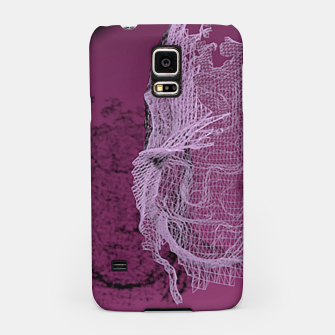 Thumbnail image of art wire Samsung Case, Live Heroes