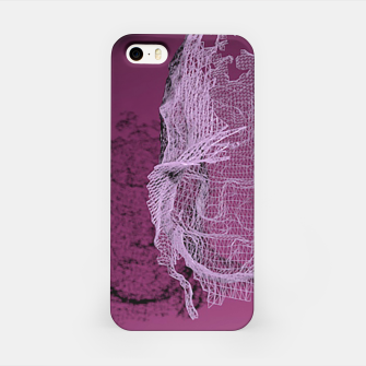 Thumbnail image of art wire iPhone Case, Live Heroes
