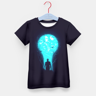 Thumbnail image of Bright Side Kid's T-shirt, Live Heroes