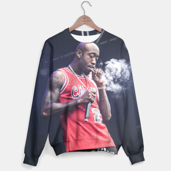 Thumbnail image of Freddie gibbs woohah 2015 Sweater, Live Heroes