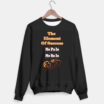 Thumbnail image of Elements Of Success Sweater regular, Live Heroes