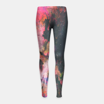 Thumbnail image of UNTLTLD Girl's Leggings, Live Heroes