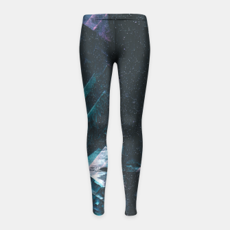Thumbnail image of Dreamer Girl's Leggings, Live Heroes