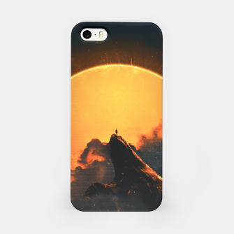 Thumbnail image of Easy Changes iPhone Case, Live Heroes