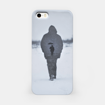 Without you iPhone Case thumbnail image