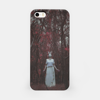 The silence of the woods iPhone Case thumbnail image