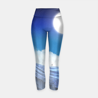 Thumbnail image of To Dust Yoga Pants, Live Heroes