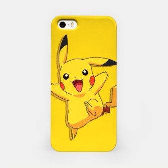 Thumbnail image of Comic Pikachu Carcasa por Iphone, Live Heroes