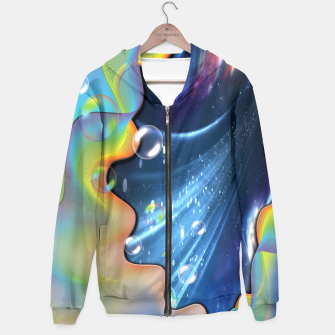 Thumbnail image of Abstract-party design Hoodie, Live Heroes