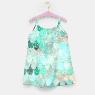 Thumbnail image of SUMMER MERMAID GIRLS DRESS BY MONIKA STRIGEL, Live Heroes