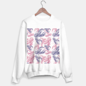 Thumbnail image of Lobster Goes Eighties Sweater regular, Live Heroes