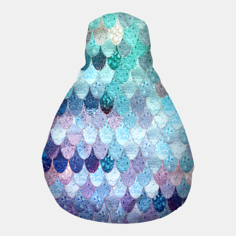Thumbnail image of MERMAID MIX MINTY by Monika Strigel Pouf, Live Heroes